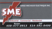 Serge Michaud Électrique