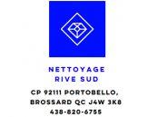 Nettoyage Rive Sud