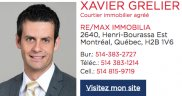 Xavier Grelier Courtier Immobilier