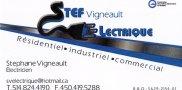 Stef Vigneault Électrique