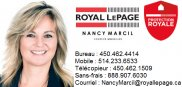 Nancy Marcil - Courtier Immobilier