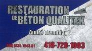 Restauration de Béton Qualitek