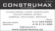 Construmax Inc
