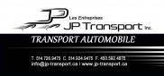 Les Entreprise JP Transport