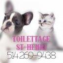 Toilettage St-Henri