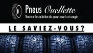 Pneus Ouellette (Les)