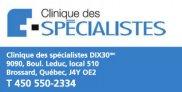Clinique des Spécialistes DIX30