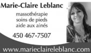Marie-Claire Leblanc