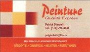 Peinture Qualité Express Inc.