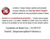 Clinique Santé Capillaire Micheline Grimard