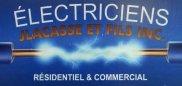 Électriciens Jacques Lacasse & Fils