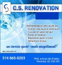 CS Rénovation