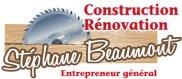 Construction Rénovation Stéphane Beaumont