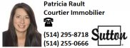 Patricia Rault Courtier immobilier Sutton Synergie inc