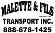 Malette Et Fils Transport Inc