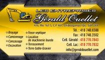 Entreprises Gérald Ouellet Inc