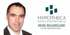 Denis Beauregard Courtier Hypothécaire agréé Hypotheca