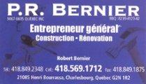 P R Bernier inc