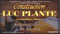 Construction Luc Plante