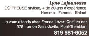 France Levert Coiffure
