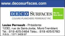 Couvre Planchers Perreault Inc