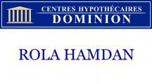 Rola Hamdan Courtier hypothecaire Laval