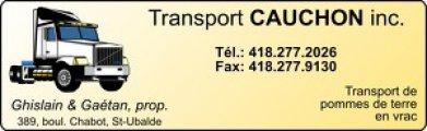 Transport Cauchon Inc