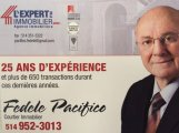 Fedele Pacifico Courtier Immobilier