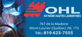 Oxygène Hautes Laurentides