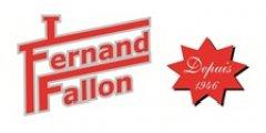 Fernand Fallon Levage de maison