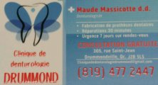 Clinique de Denturologie Drummond