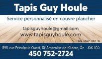 TAPIS GUY HOULE