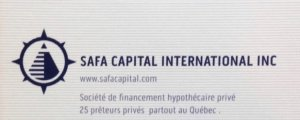 Safa Capital International Inc.