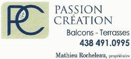 Passion Creation Balcon Terrasse