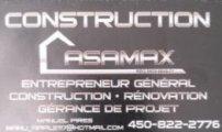 Construction Casamax