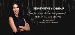 Geneviève Moreau Courtier Immobilière