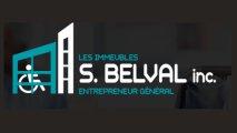 Les Immeubles S Belval Inc.