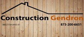 Construction Gendron