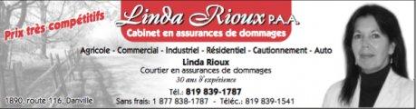 Linda Rioux Assurances