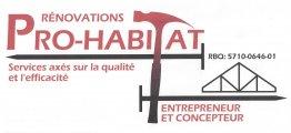 Rénovations Pro-habitat (Longueuil, Boucherville, Rawdon)
