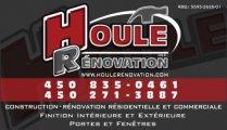 Houle Rénovation Inc
