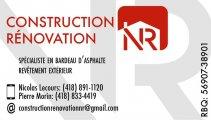 Construction NR Revêtement Extérieur