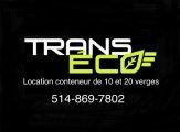 Trans-Éco inc Location de Conteneur