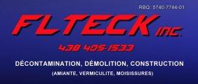 Flteck Inc. Décontamination