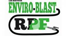 Enviro Blast RPF Sandblast mediablast