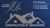 Concept Rénovation J.R.Inc.