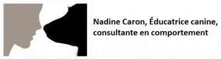Nadine Caron, Éducatrice canine, consultante en comportement