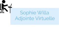 Sophie Willa adjointe virtuelle