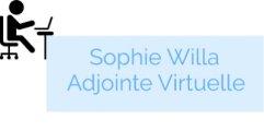 Sophie Willa adjointe virtuelle