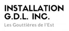 Installation G.D.L. Inc. - Les Gouttières de l'Est